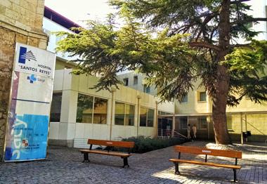 Hospital Santos Reyes, de Aranda de Duero