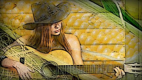 Festival de música country organizado por Huercasa