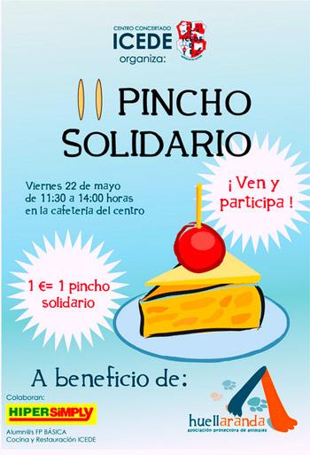 II Pincho Solidario
