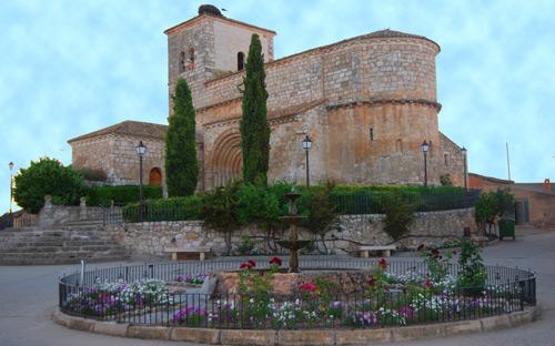 Iglesia de Terradillos de Esgueva