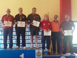 Foto de los ganadores
