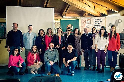 Fotografía: Ayuntamiento de Aranda de Duero | Participantes en el acto
