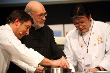 Eventos gastronómicos de relevancia internacional