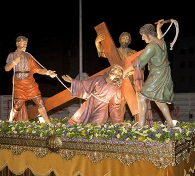 Imagen de la Hermandad Jesús Camino del Calvario