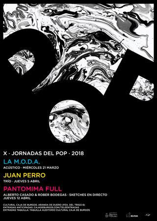 X Jornadas del Pop 2018
