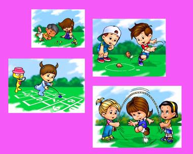 Curso de Animadores de Juegos Tradicionales