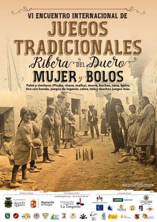 Encuentro Internacional de Juegos Tradicionales Ribera del Duero