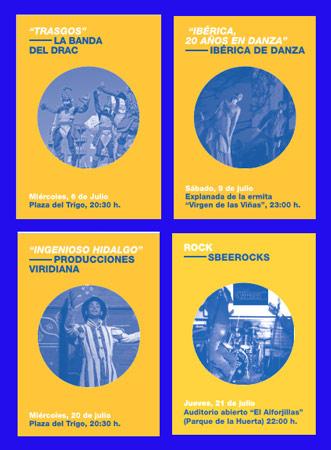 Verano Cultural 2016 en Aranda de Duero