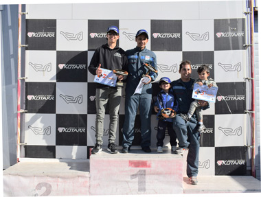 Ganadores de la VI edición de Gran Premio