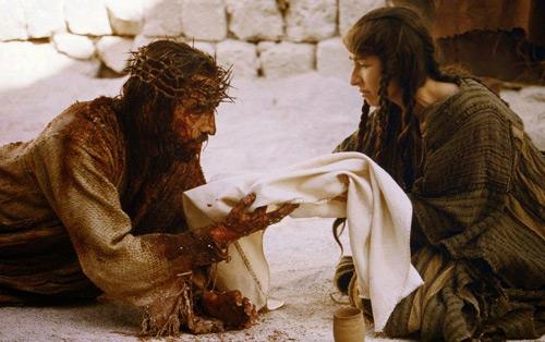 """Imagen de la película """"La Pasión de Cristo"""""""