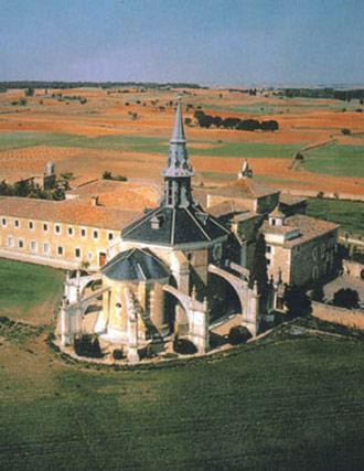 Iglesia Santuario de San Pedro Regalado de La Aguilera