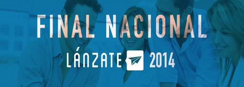 Final nacional del Concurso de Emprendedores Lánzate