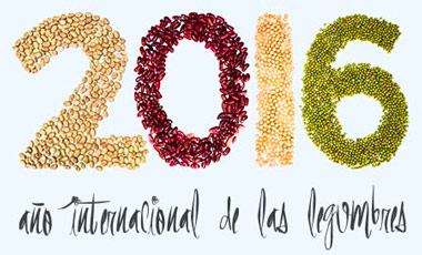 2016 año Internacional de las Legumbres