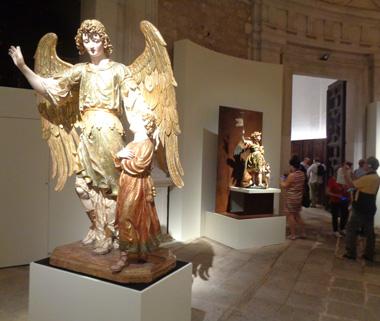 """Exposición """"Angeli"""""""