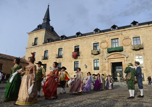 Fotografía: Carmen Cespedosa | Palacio Ducal de Lerma