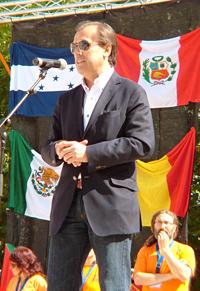 luisbr2709 Fiesta Multicultural en Aranda de Duero: Color y Sabor