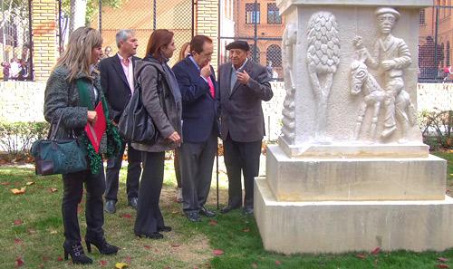 Fotografía: Merche Abad | Acto de Inauguración del Monumento