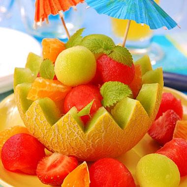 ¿Engordan las frutas?