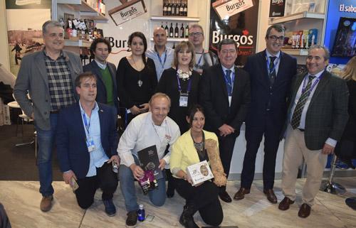 Visita de César Rico a Madrid Fusión
