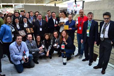 Autoridades y Empresarios de Burgos en Madrid Fusión