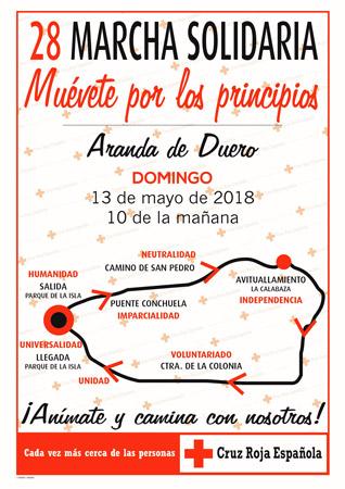 """28ª edición de la """"Marcha con Nosotros"""""""