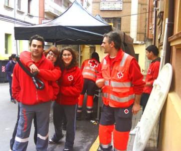 marcha2010 361x300 6000 personas atendidas por Cruz Roja en Aranda durante 2011