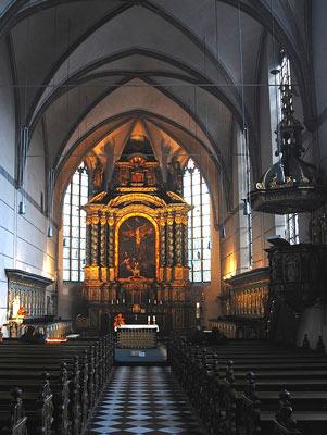 Parroquia Católica de Santa María Magdalena