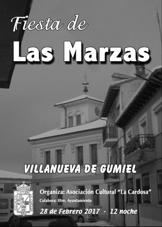 Las Marzas 2017 en Villanueva de Gumiel