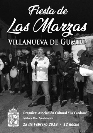 Las Marzas 2019 en Villanueva de Gumiel