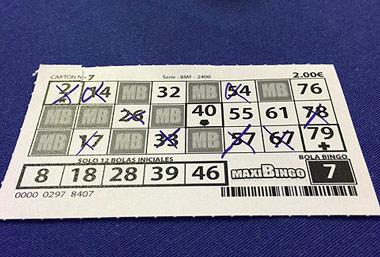 Maxibingo: se jugará sobre 80 bolas y habrá más tipos de premios