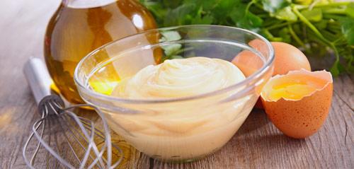 Alternativas a la mayonesa para los días de calor