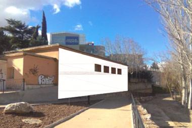 """Edificio denominado """"El Mediquin"""""""
