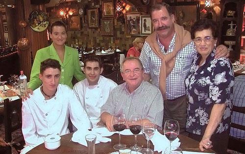 © Fotografía: Javier Marqués | Grandes Chefs en el Mesón de la Vill