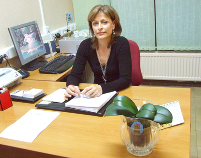 María José Madrazo, Directora del Centro
