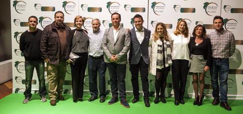 Ceremonia de entrega del Premio a la Mejor Iniciativa Enoturística 2016