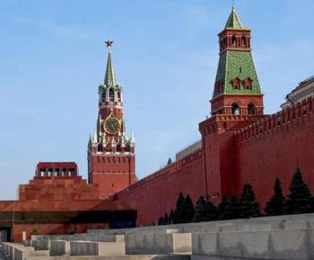 Muralla y torres del Kremlin