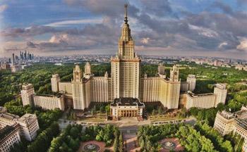 Los rascacielos de Stalin