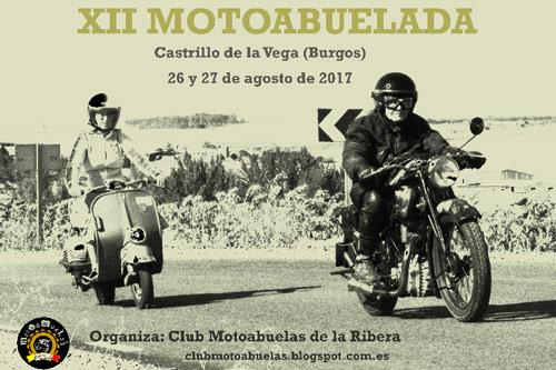 Motoabuelada. Reunión de Motos Clásicas