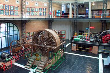 Museo de la Siderurgia y Minería