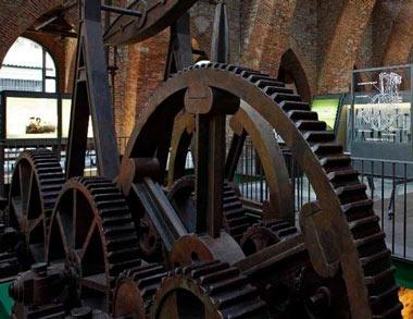 Museo de la Siderurgia y la Minería de León