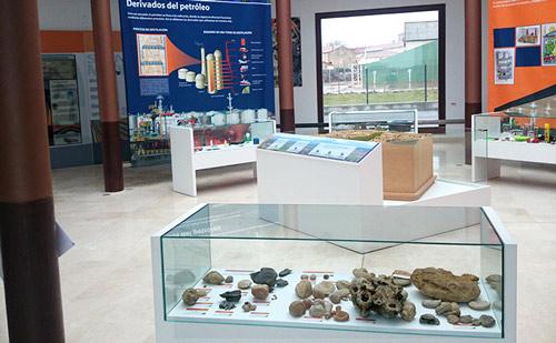 Museo del Petróleo de Sargentes de la Lora