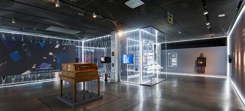 Exposición: Más allá de 2001. Odiseas de la inteligencia