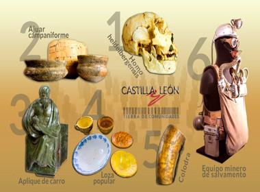 """Exposición: """"Castilla y León. Tierra de Comunidades"""""""