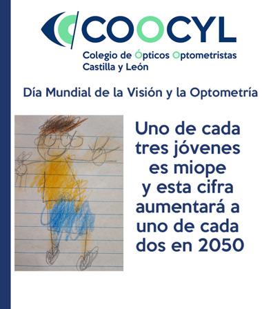 La miopía afecta a uno de cada tres jóvenes