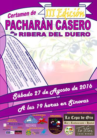 Certamen de Pacharán Casero de la Ribera del Duero