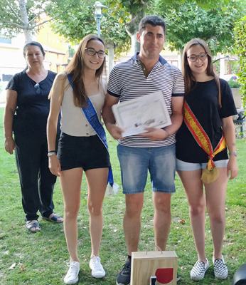 Ganador: José Luis del Cura