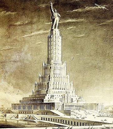Imagen: Palacio de los Soviet