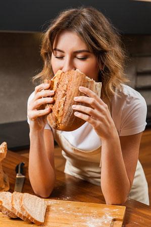 El pan blanco es el preferido en Castilla y León