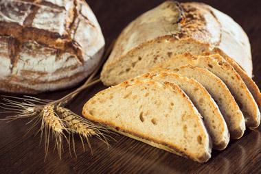 El pan integral para empezar el año de forma saludable