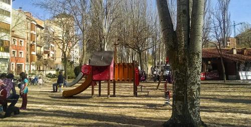 """Parque """"El Barriles"""""""